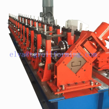 OEM for China Z Purlin Roll Forming Machine,Z-Shaped Steel Forming Machine,Z Purlin Machine Manufacturer and Supplier Hot sale automatic purlin production line supply to Sao Tome and Principe Importers